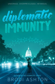 Diplomatic Immunity YA book review
