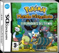 Pokemon Mundo Misterioso Exploradores del Tiempo NDS en Español mega