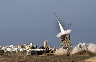 Rudal Iron Dome Israel