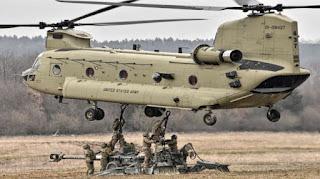 Mantap Indonesia akan Miliki 12 Heli H-47 Chinook untuk Misi Tempur dan Tangani Bencana Alam