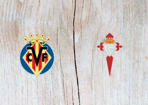 Villarreal vs Celta Vigo - Highlights 08 December 2018