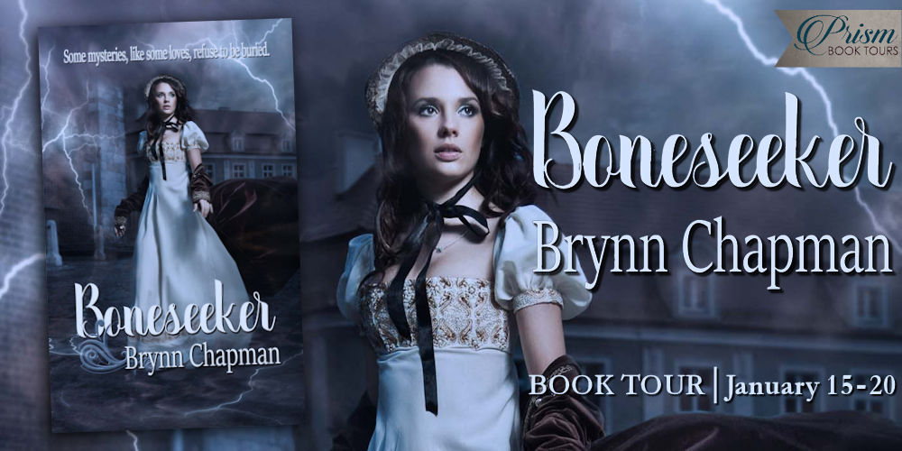 We're launching the Book Tour for BONESEEKER by BRYNN CHAPMAN!