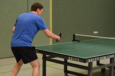 Soal Pilihan Ganda tentang Tenis Meja dan Jawaban