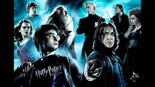 Harry Potter and the blood prince El príncipe mestizo alan rickman