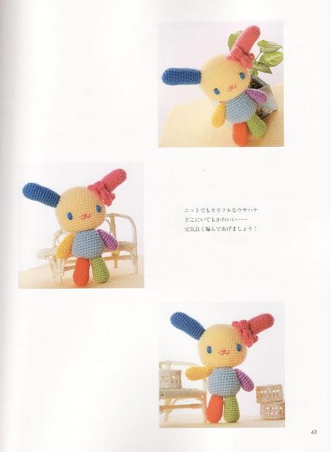 Hello Kitty em crochê lindo com Tutorial Passo a Passo e Gráfico ... | 640x468