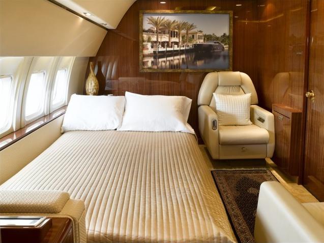 private jet boeing Yuk Kita Intip Interior Pesawat BBJ yang Akan Dibeli SBY!!