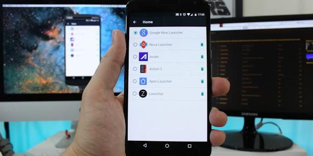 كيف تقوم بتغيير شكل واجهة هاتفك الاندرويد بتطبيق واحد فقط ؟ !