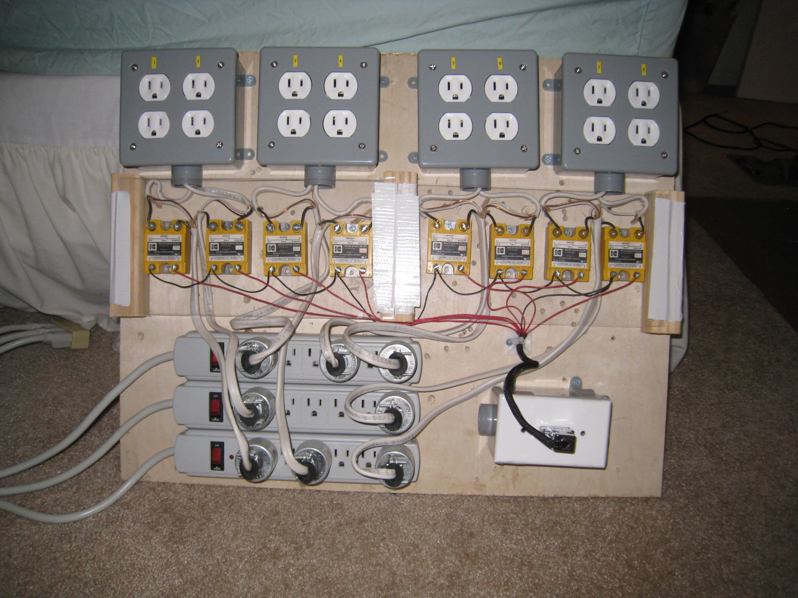 Tommy S Project Blog Building A 8 Channel Solid State