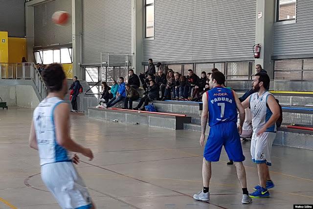 Baloncesto | Paúles Sotera acude a la cancha del Ibaizabal con la intención de plantar cara