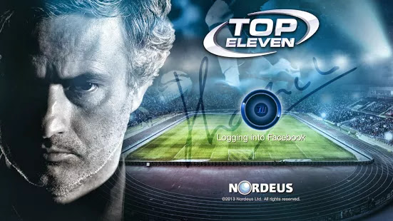 لعبة top eleven - تحميل العاب