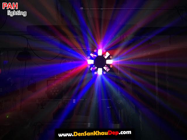 Hiệu ứng đèn led laser LELA cảnh 4