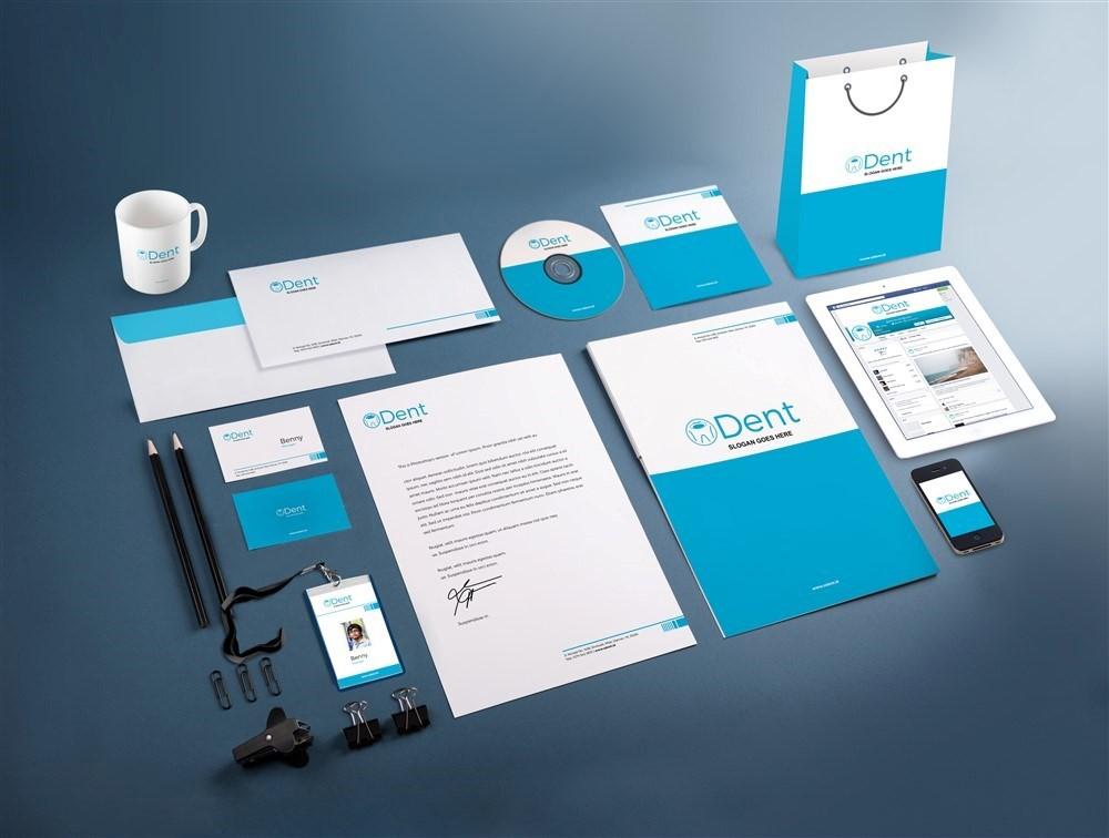 Branding Klinik Gigi - Kilaro