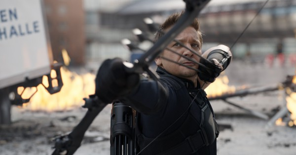 Clint Barton Ojo de Halcón Civil War
