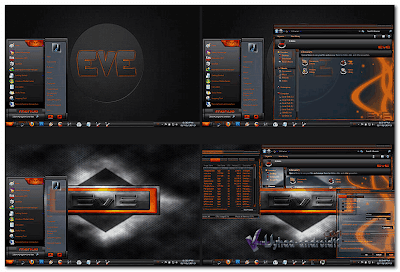 EVE THEME WINDOWS 7
