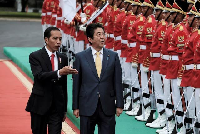 Pemerintah Indonesia Dapat Utang Baru dari Jepang Rp 14,2 Triliun