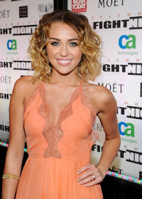 Miley Cyrus Hairstyle Ideas for Teen Girls