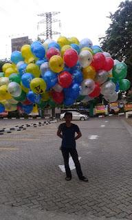 aneka balon gas pelepasan wahanaballoon