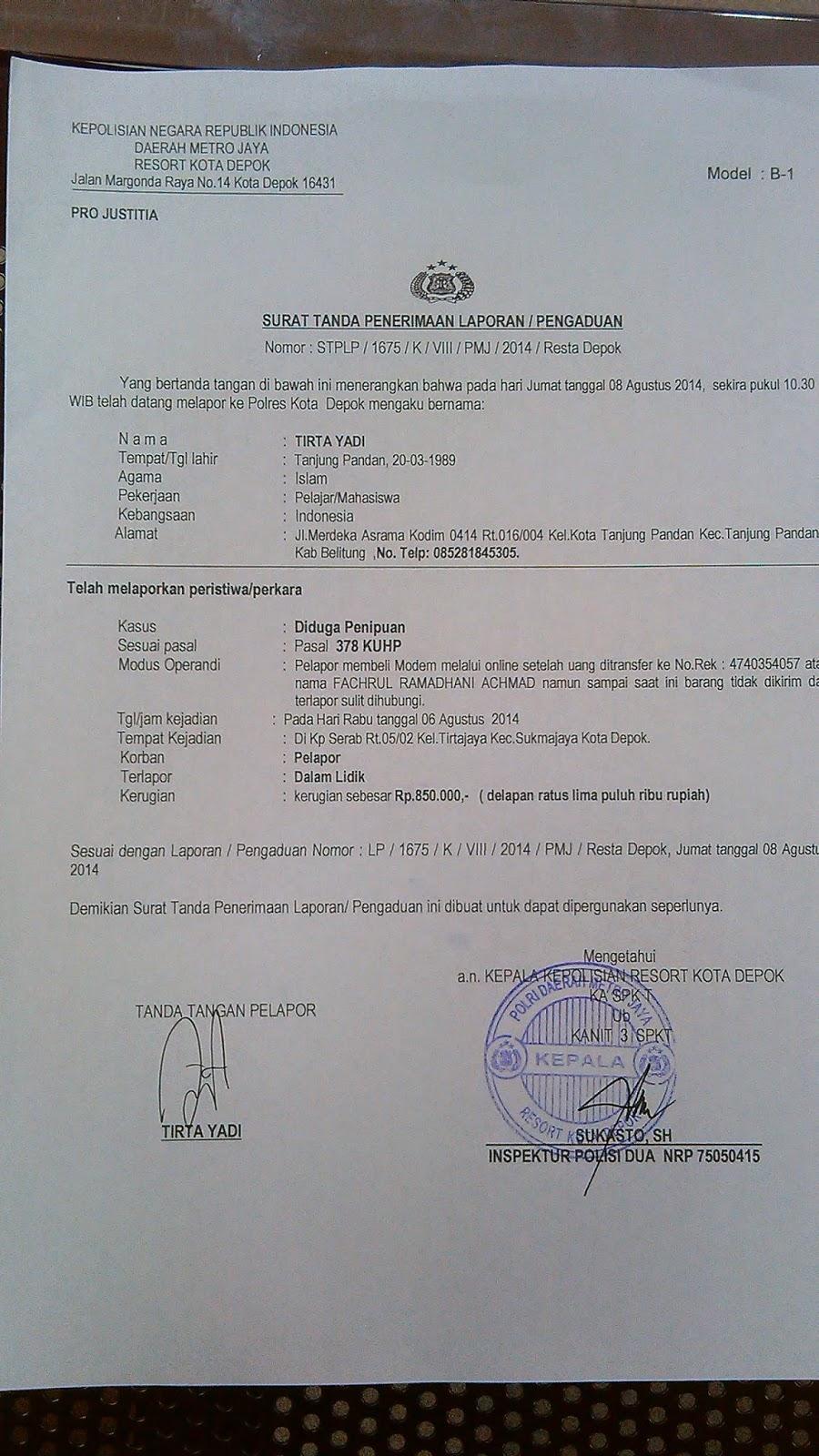 Cara Blokir Rekening Penipu : blokir, rekening, penipu, Souvenirs, Indonesia:, Blokir, Rekening, Penipu, Online, Shopping