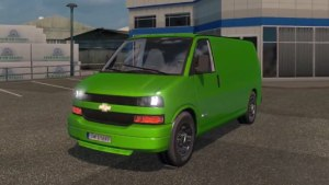 Chevy Express Mod (Beta)