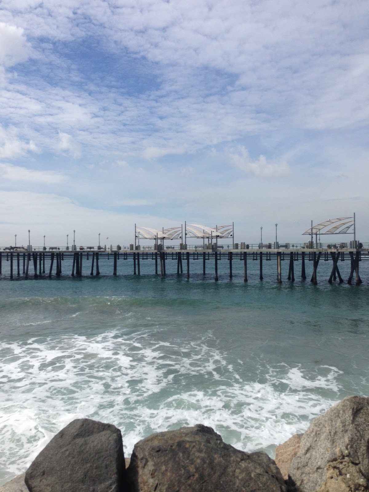 Crab Eating Traditions At Redondo Beach And A Stroll Down