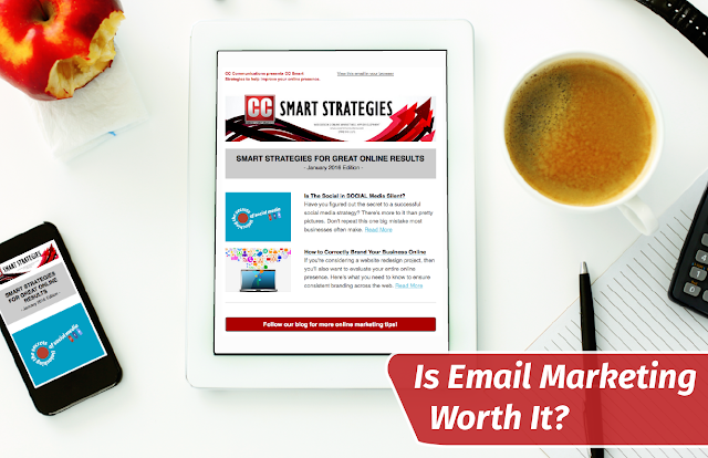 CC Smart Strategies for email marketing.
