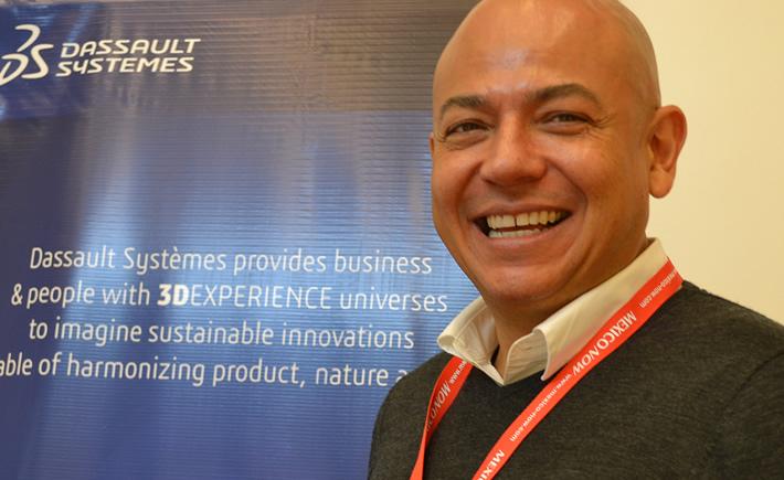 Hugo Ortiz, strategic Business Development de Tata Technologies. (Foto: VI)