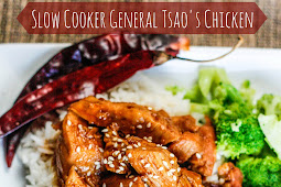 Amazing Slow Cooker General Tsao's Chicken Recipe