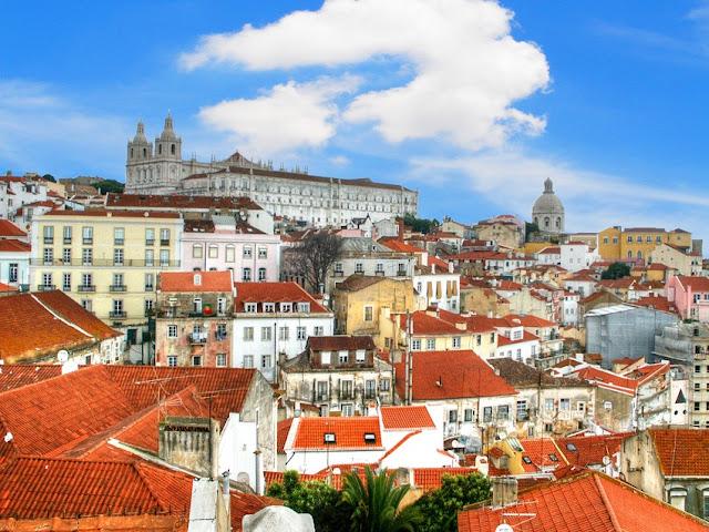 Φωτογραφία από τη Λισαβόνα