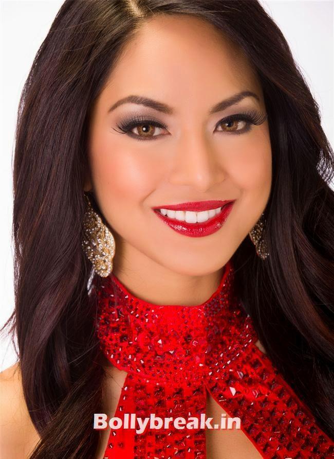 Miss Canada, Miss Universe 2013 Contestant Pics
