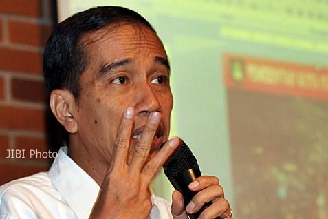 Trisakti dan Nawacita Jokowi Kosong Makna