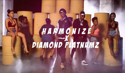 Video Harmonize Ft Diamond Platnumz - Kwangwaru