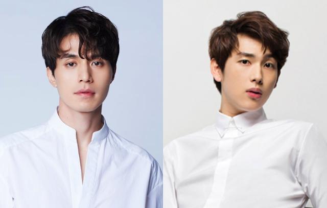 Lee Dong Wook Im Si Wan