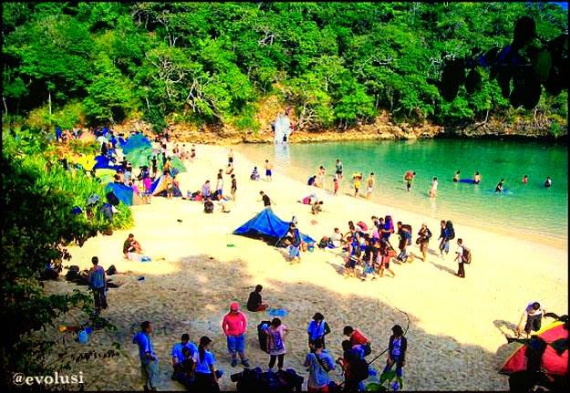 Wisata Pulau Sempu Malang Ditutup