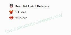Dead RAT v4.1 Beta