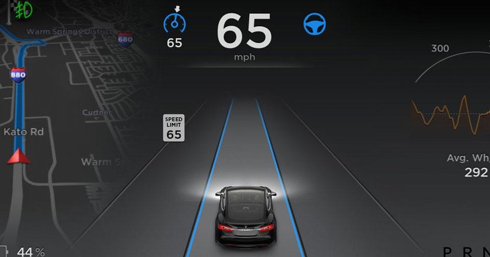 Tesla Autopilot 2.0 To Receive Additional Radars And 'Triple Camera'