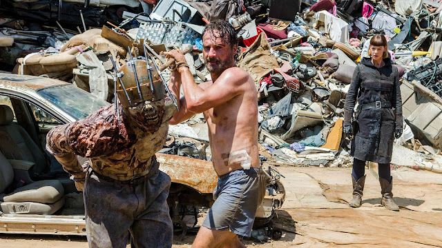 Review | The Walking Dead - 8x07: Time for After