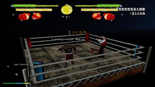 Boxing Match Mod Gta San Andreas 3