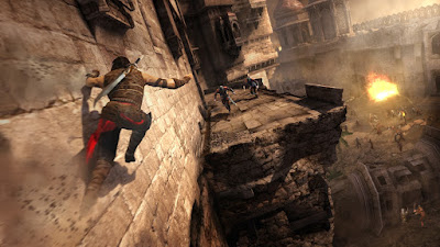 Download Prince of Persia The Forgotten Sands Highly Compressed Game For PC