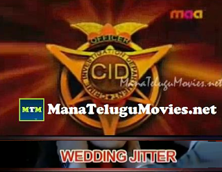 Wedding Jitter -CID -Detective Serial -7th July