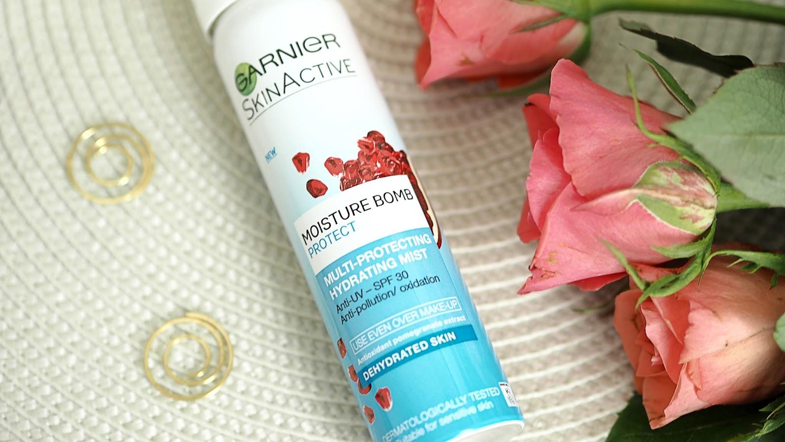 Garnier Moisture Bomb Protecting Hydrating Mis