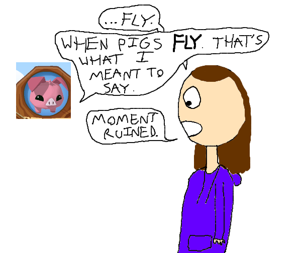 Image of: Pig Plushie Okay Well We Learned That Pigs Are Terrible At Making Puns But We Didnt Learn Why They Are Floating Maybe You Can Ask Pig Why It Is Floating Okay Kisspng The Animal Jam Potato Floating Pigs And The Return Of The Party Hat