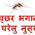 मच्छरों ने उड़ा रखी है रातोें की नींद तो अपनाएं ये घरेलू तरीका!