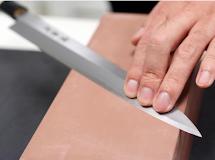 Habilidades: Como afiar facas