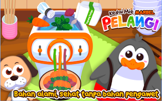 Marbel Kedai Mie Pelangi Apk - Free Download Android Game