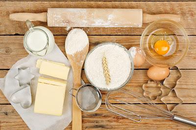 Fungsi dan Kegunaan Bahan Kue