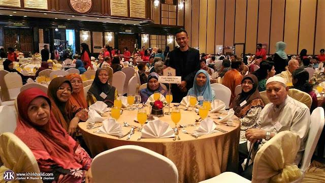 Majlis Berbuka Puasa iM4U fm Fabrik Kasih Bersama Sunway 2017, Sunway Resort Hotel & Spa,