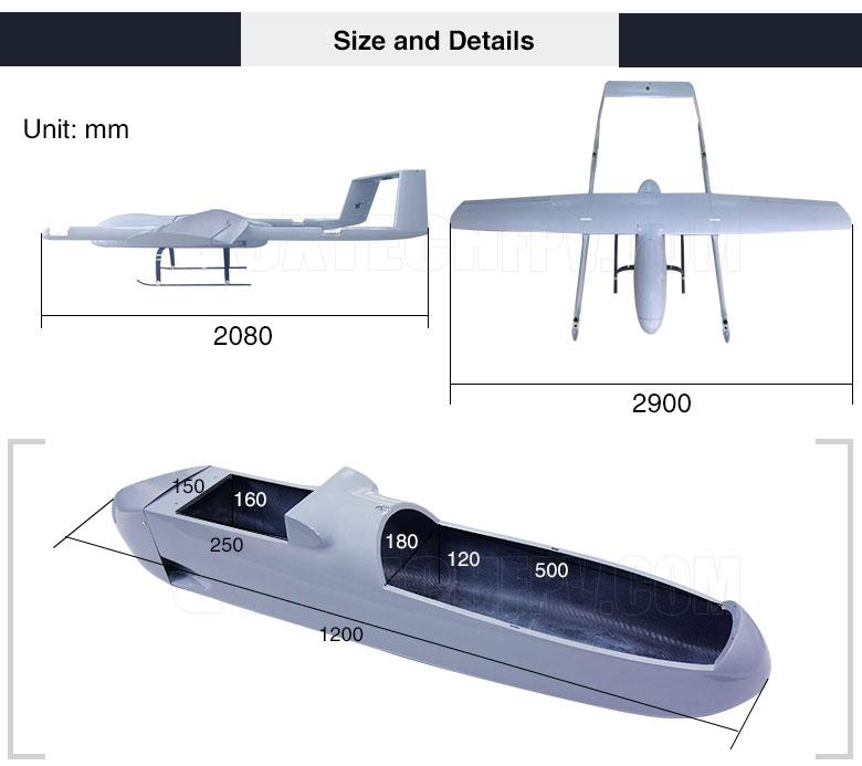 INDOCOPTER: VTOL UAV MAPPING