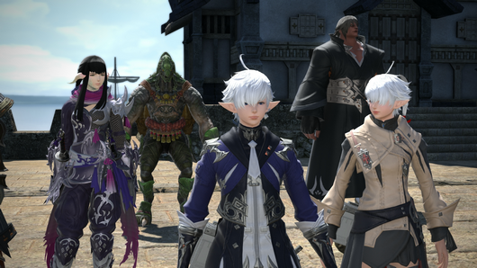 Ya disponible parche 4.2 de Final Fantasy XIV Online
