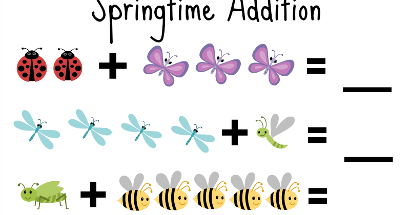 Adams Family Farm And Homeschool: Spring Printables For