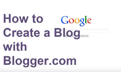How To Create A Free Blogger Account (Blog) - 4 Easy Steps